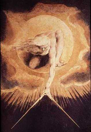 The Ancient of Days, William Blake, 1794