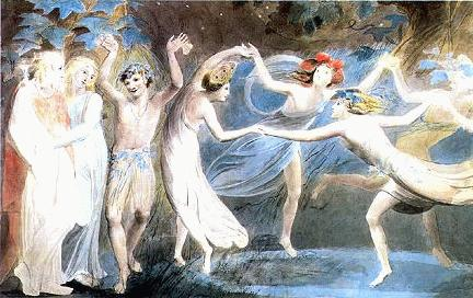 Dream, William Blake