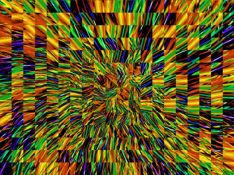 rainbow swirl squared wallpaper fractal art gallery