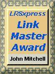 Link Master Award - LRSxpress Web Site Design