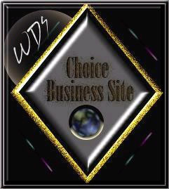 WDS  choice Business Site Award